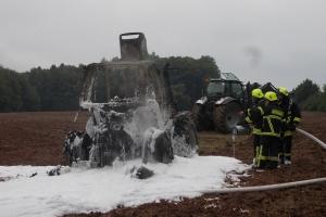 2014 Traktorbrand